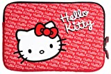 Lazerbuilt Hello Kitty Sleeve for 15.6 inch Laptop - Red