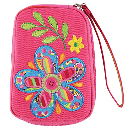 Stephen Joseph Signature Wristlet Flower Novelty - 1