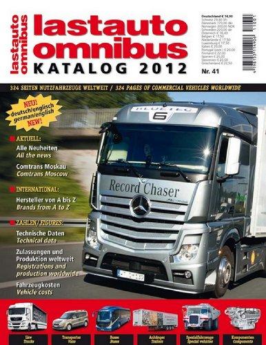 Lastauto Omnibus Katalog 2012 Buch Pdf Frank Zeitzen