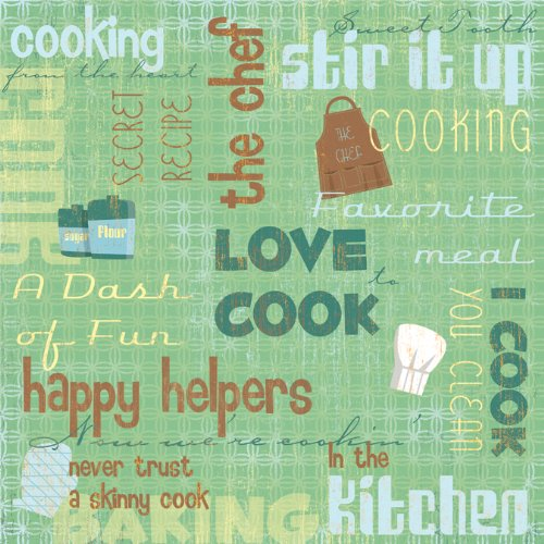 Kitchen/Cooking Paper 12