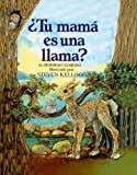 Is-Your-Mama-a-Llama--Spanish-Edition