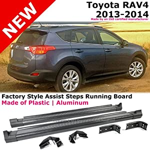 automotive exterior accessories running boards steps step rails
