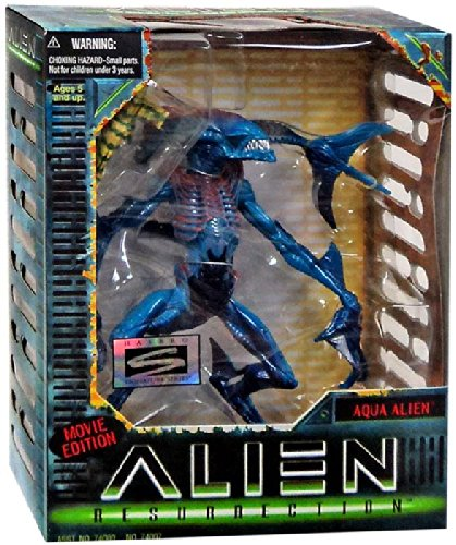 ALIEN 1997 – MOVIE EDITION – ALIEN RESURRECTION – SIGNATURE SERIES – AQUA ALIEN kaufen