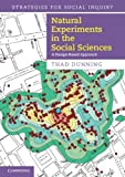 img - for Natural Experiments in the Social Sciences: A Design-Based Approach (Strategies for Social Inquiry) book / textbook / text book