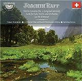 echange, troc Raff, Ringborg, Sym Orch Norrlands Opera, Quinn - Concerto for Violin & Orchestra