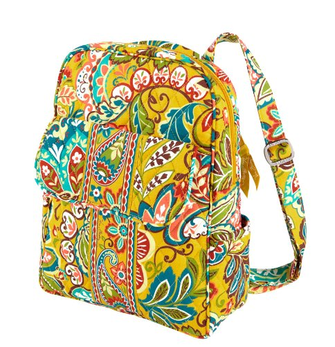 Vera Bradley Backpack (Baroque) (Quilted Backpack Purse compare prices)