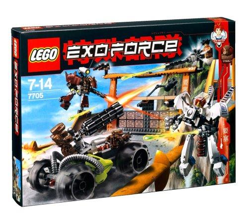 LEGO Exo-Force 7705: Gate Assault
