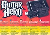 Guitar Hero Rechargeable Battery Pack for Wireless Guitars (PS2/PS3/Xbox 360)