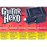 Guitar Hero Rechargeable Battery Pack for Wireless Guitars (PS2/PS3/Xbox 360)by Activision