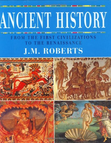 Image for Ancient History : From the First Civilizations to the Renaissance