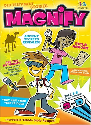 Magnify - Old Testament Stories: Biblezine for Kids (Biblezines for Kids) (Old Testament For Kids compare prices)