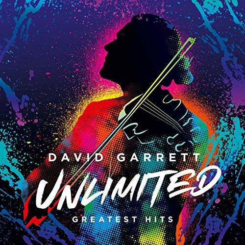CD : David Garrett - Unlimited: Greatest Hits (Deluxe Edition, United Kingdom - Import)