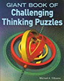 img - for Giant Book Of Challenging Thinking Puzzles book / textbook / text book
