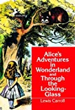 Image of Alice's Adventures in Wonderland and Through the Looking-Glass (Dell Yearling Classic)