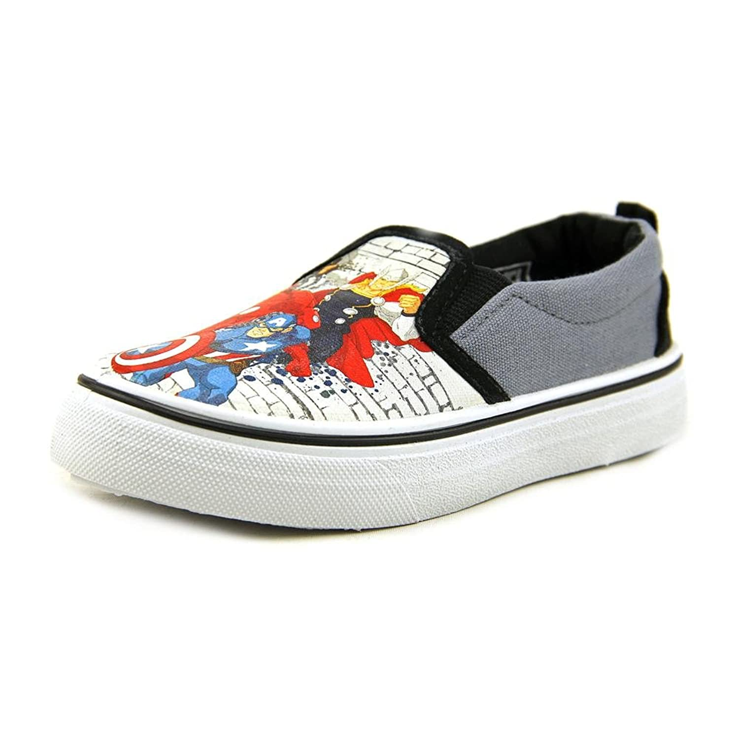 Marvel Heroes Avengers Canvas Textile Sneakers Shoes