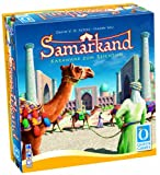 Queen Games 60581 - Samarkand - Karawane zum Reichtum