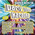 Party Tyme Karaoke: Super Hits 18 by Various Artists