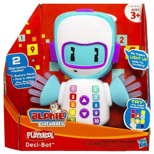 Imagen de Playskool Alphie datos Bots - Deci-Bot