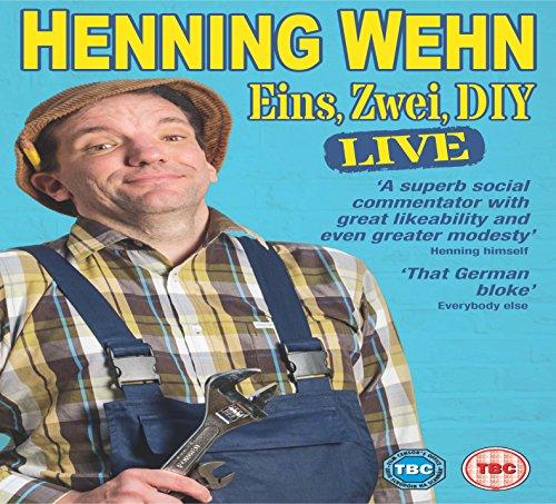 Henning Wehn: Eins, Zwei, Diy [DVD] [2015]