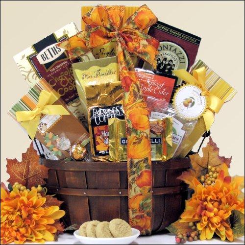 Best gift baskets thanksgiving wishes gourmet