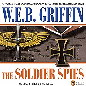 The Soldier Spies Audiobook