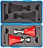 Fowler 52-104-025 Machinist Jack Set, 1000lbs Capacity