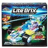 Lite Brix Lumi-Star Racer From Debenhams