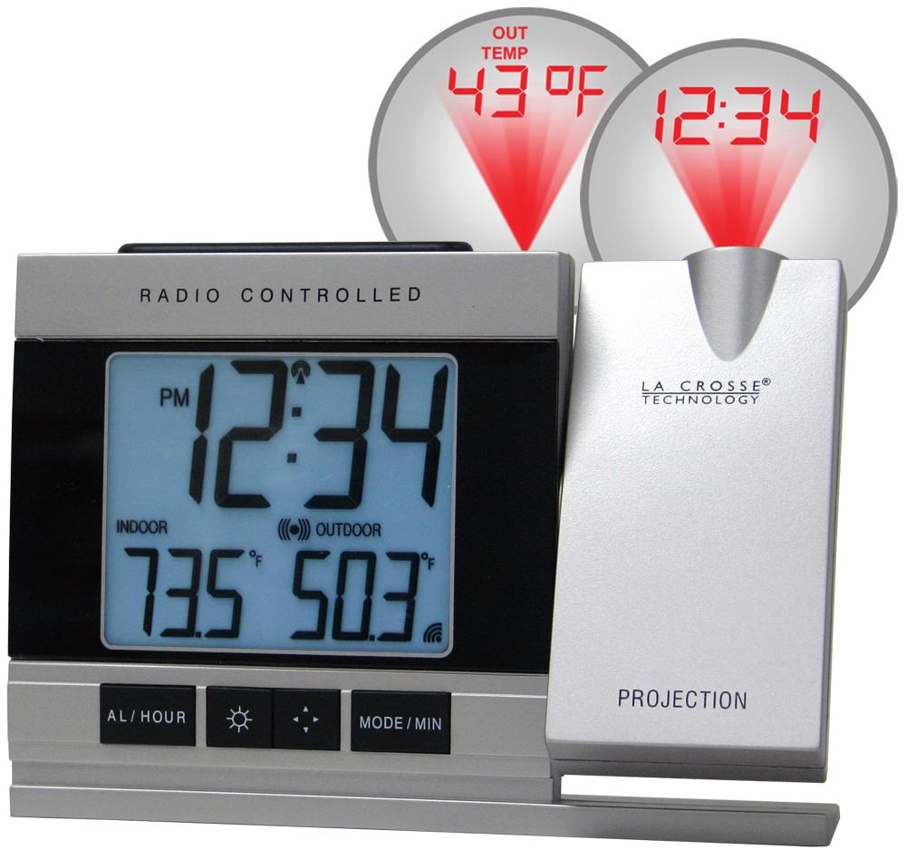 projection atomic clock