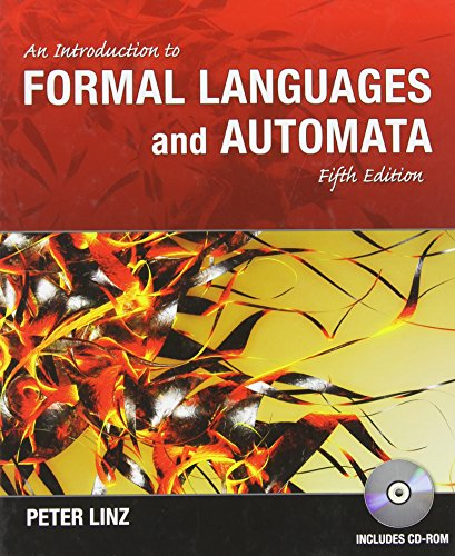 An Introduction to Formal Languages and Automata, 5th...