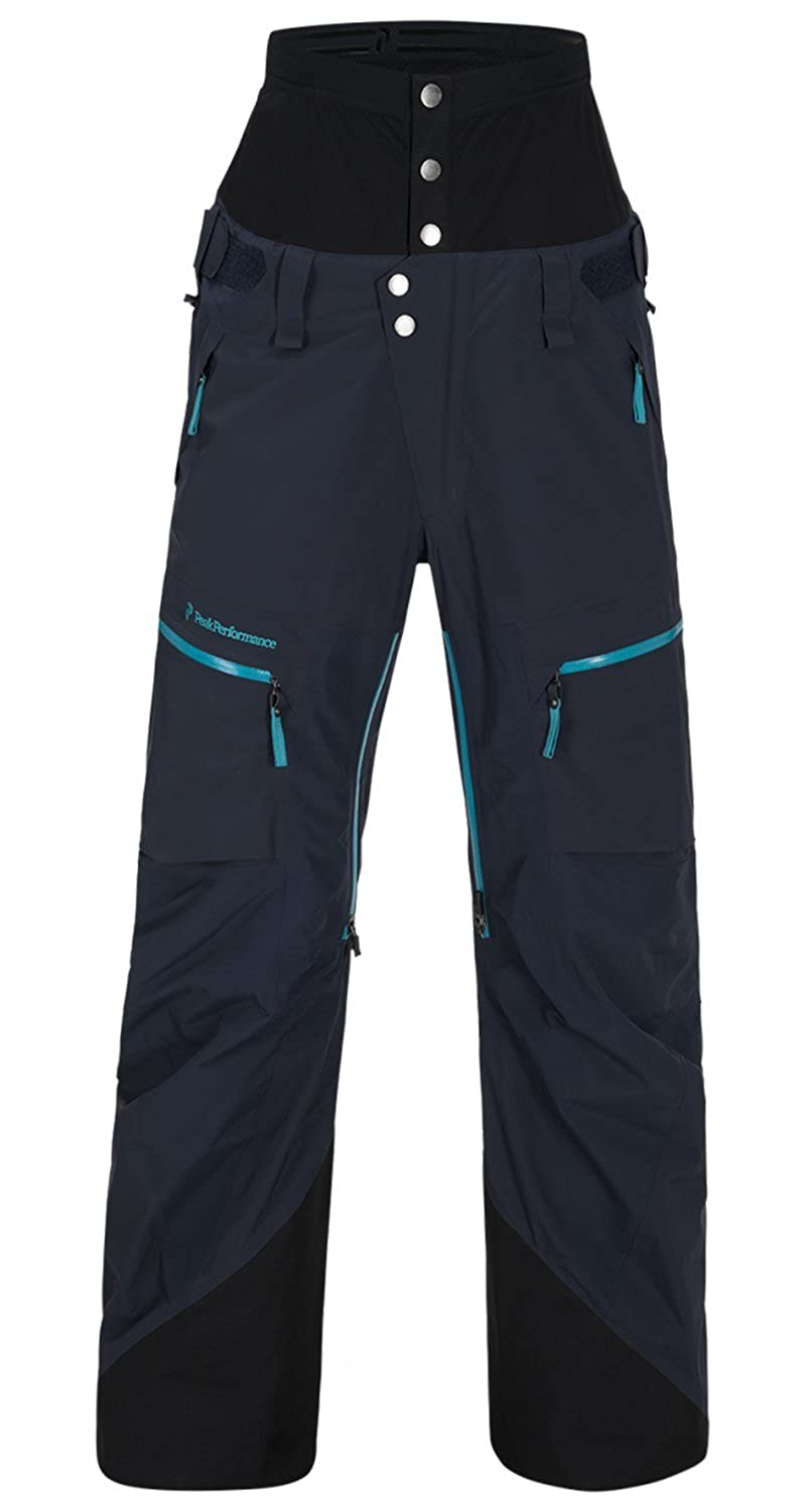Peak Performance W Heli 2L Vertical Pant Blue Shadow