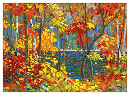 tom-thomsons-the-pool-trees-autumn-canada-landscape-counted-cross-