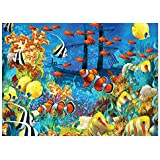 Melissa & Doug Shipwreck Reef Cardboard Jigsaw 1500 pc Puzzle