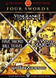 Four Swords: Shaw Brothers 4-Disc Collection (Vengeance Is a Golden Blade / The Water Margin / The Wandering Swordsman / Have Sword Will Travel)