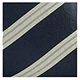 New Premier Polyester Formal Office Stripes Neck Tie One Size
