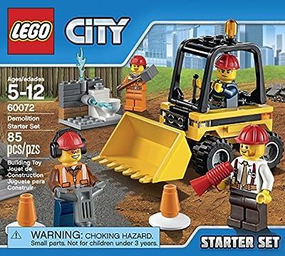 LEGO City Demolition Starter Set by LEGO