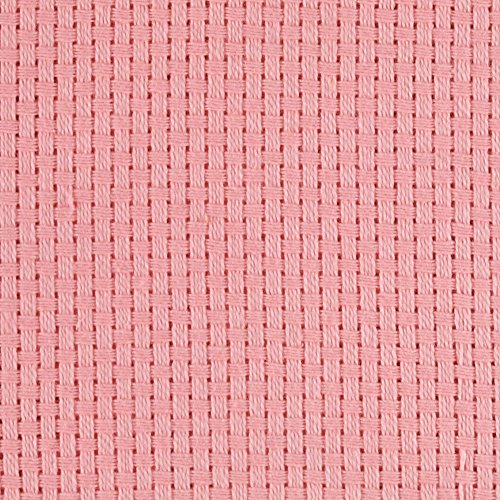 60'' Monk'S Cloth Light Pink Fabric front-86177