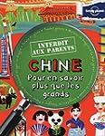 CHINE INTERDIT AUX PARENTS