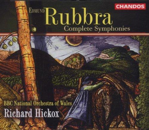 Gabrielle - Edward Rubbra - Complete Symphonies / Hickox - Zortam Music