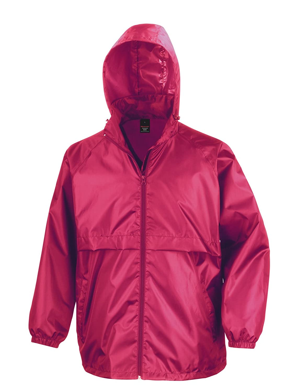 Result Core Adult Windcheater-Hot Pink-sizeS bestellen