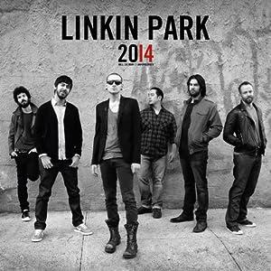 Linkin Park 2014 Calendar