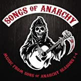 Various Artists Songs of Anarchy: Music from Sons of Anarchy Season 1-4 Soundtrack Edition by Various Artists (2011) Audio CD