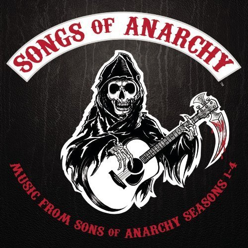 Songs of Anarchy: Music from Sons of Anarchy Season 1-4 Soundtrack Edition by Various Artists (2011) Audio CD