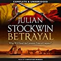 Betrayal Audiobook by Julian Stockwin Narrated by Christian Rodska