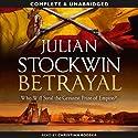 Betrayal (       UNABRIDGED) by Julian Stockwin Narrated by Christian Rodska