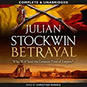 Betrayal: Thomas Kydd, Book 13 | Julian Stockwin