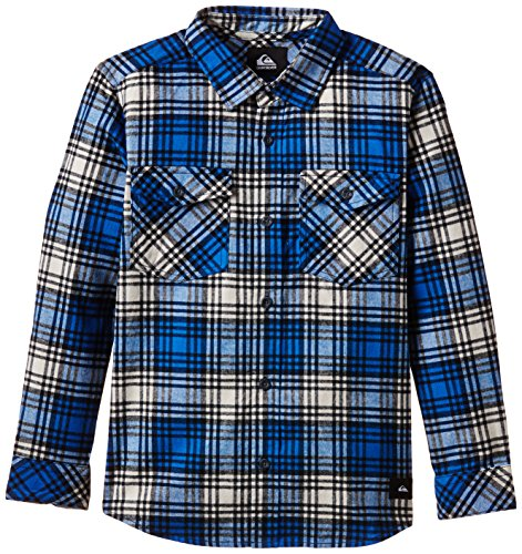 Quiksilver Everyday Flay Camicia A Maniche Lunghe