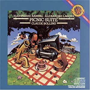 Picnic Suite for Flute, Guitar & , Jazz Piano