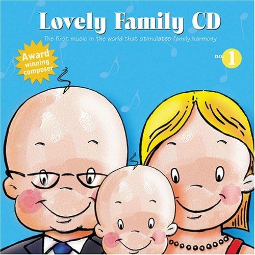 Lovely Baby Music presents...Lovely Family CD No.1 - 1