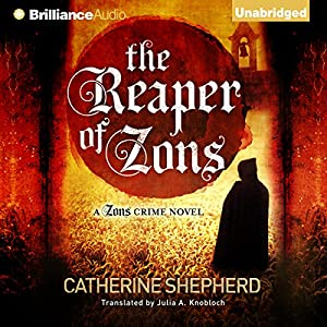 The Reaper of Zons Audiobook