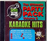 Various Sing To The World Karaoke Hits Ultimate Party Pack Vol. 6